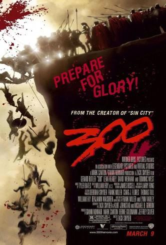 300 спартанцев / 300 (2006)