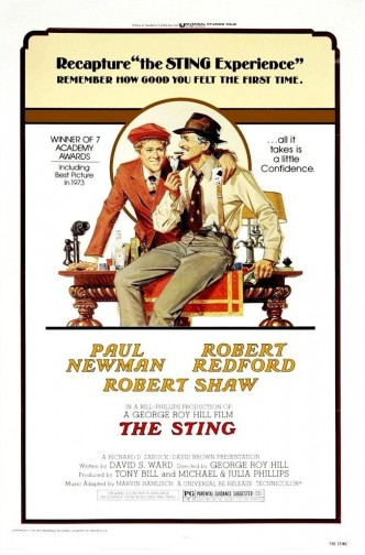 Афера / The Sting (1973)