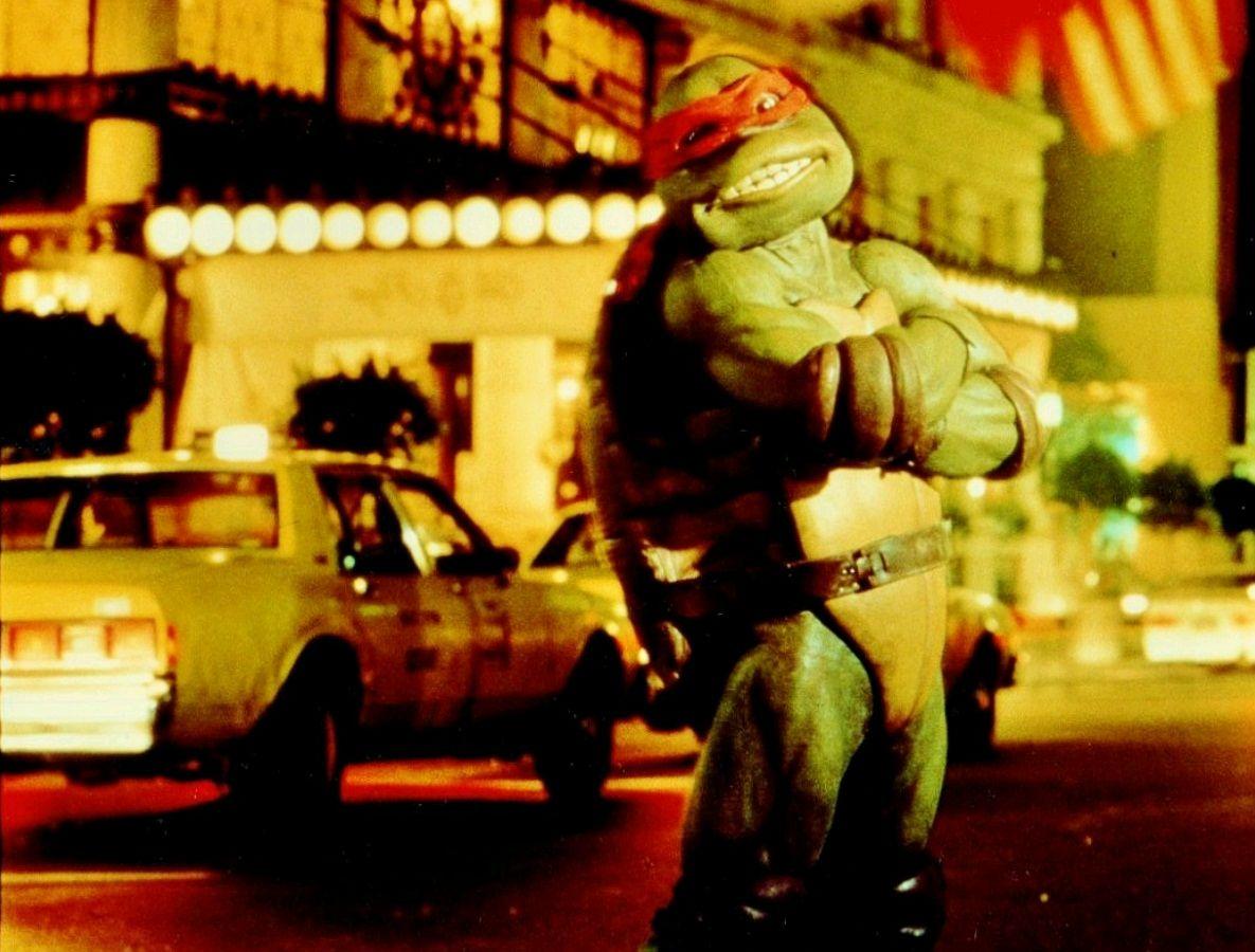 Черепашки-ниндзя / Teenage Mutant Ninja Turtles (1990): кадр из фильма