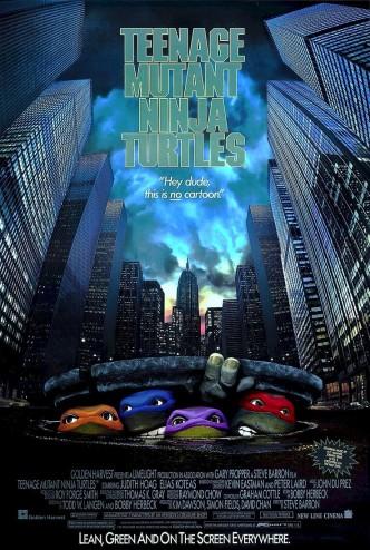Черепашки-ниндзя / Teenage Mutant Ninja Turtles (1990)