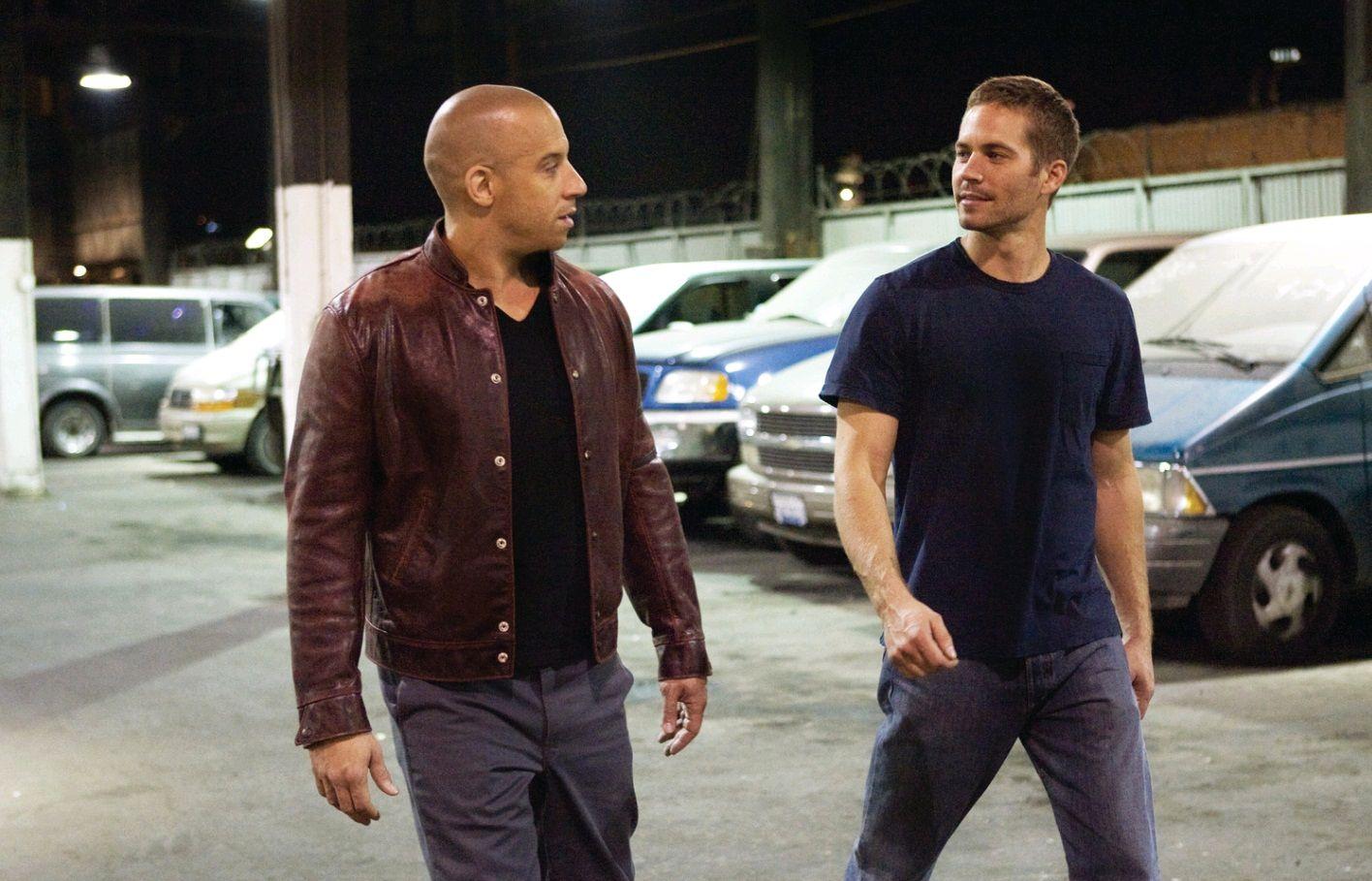 Форсаж 4 / Fast & Furious (2009): кадр из фильма