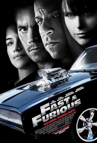 Форсаж 4 / Fast & Furious (2009)