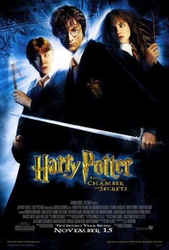 Гарри Поттер и тайная комната / Harry Potter and the Chamber of Secrets / Harry Potter und die Kammer des Schreckens (2002)