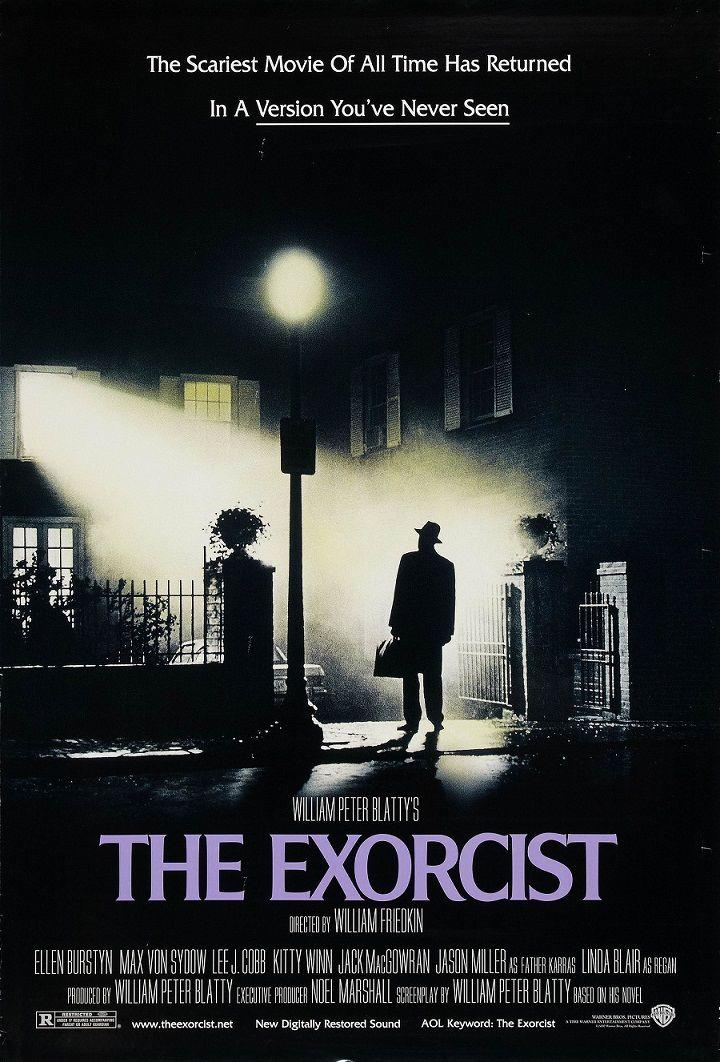 Изгоняющий дьявола / The Exorcist (1973): постер