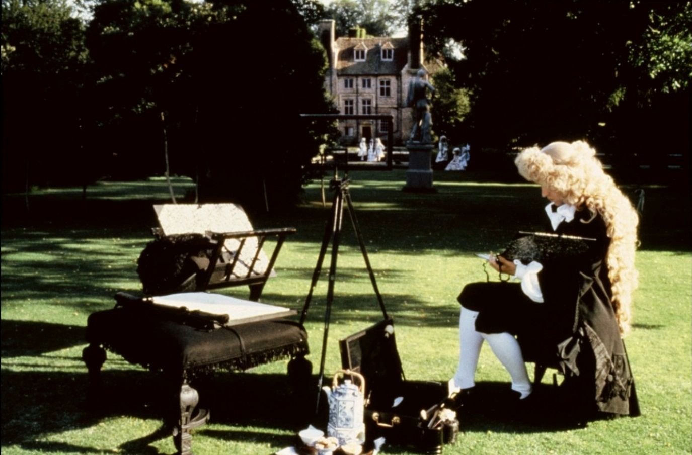 Контракт рисовальщика / The Draughtsman's Contract (1982): кадр из фильма