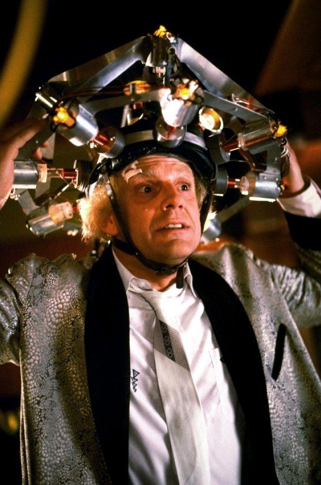 Назад в будущее / Back to the Future (1985): кадр из фильма