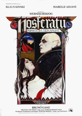 Носферату – призрак ночи / Nosferatu: Phantom der Nacht / Nosferatu, fantôme de la nuit (1979)
