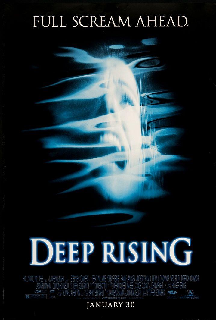 Подъём с глубины / Deep Rising (1998): постер
