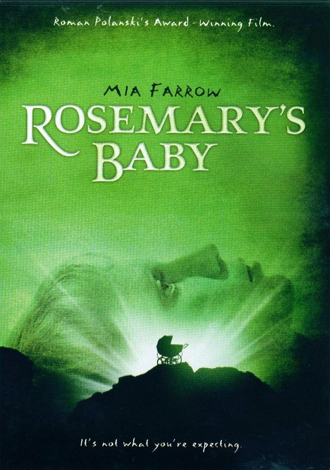 Ребёнок Розмари / Rosemary's Baby (1968): кадр из фильма