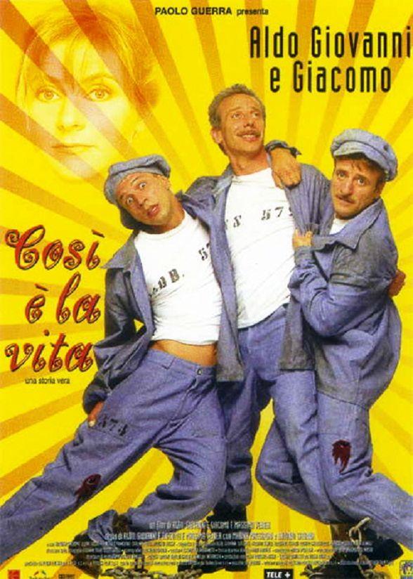 Такова жизнь / Così è la vita (1998): постер