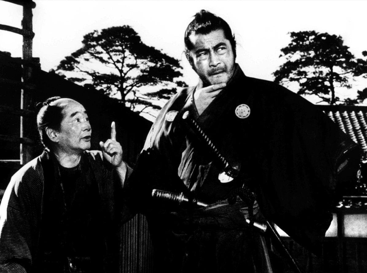 Телохранитель / Yôjinbô (1961): кадр из фильма