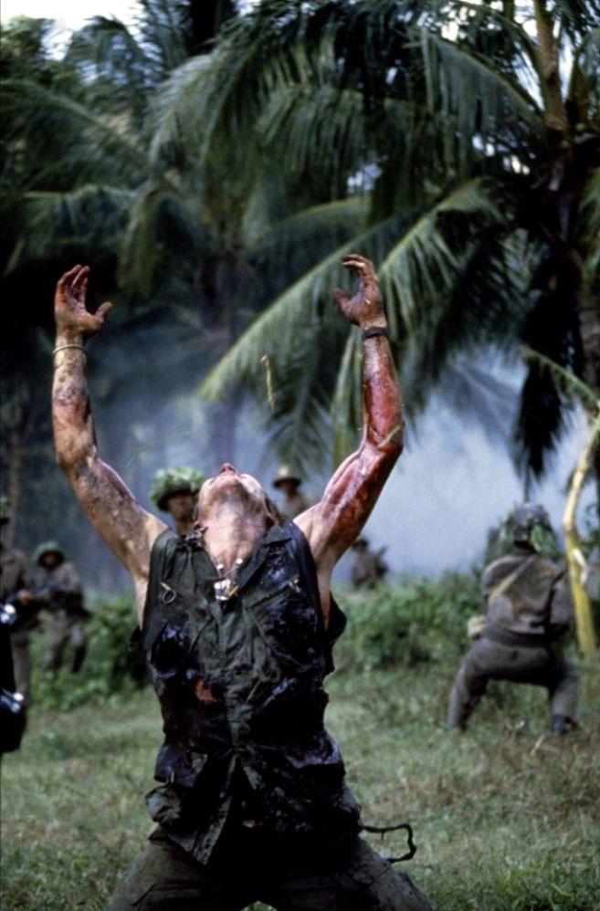 Взвод / Platoon (1986): кадр из фильма