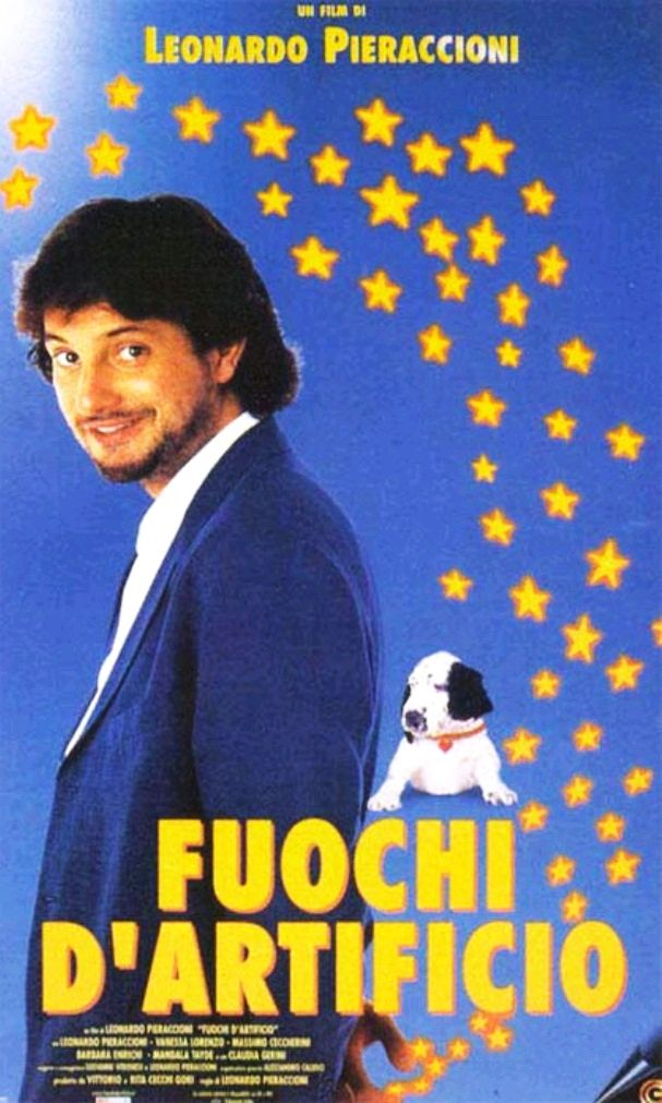 Фейерверк / Fuochi d'artificio (1997): постер
