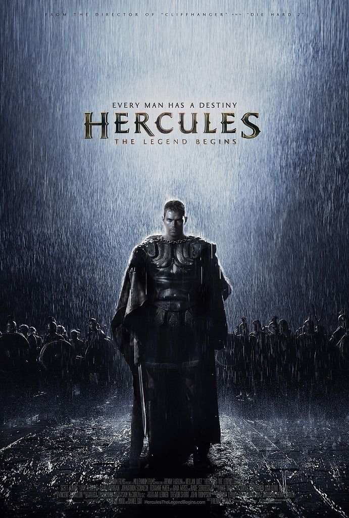 Геракл: Начало легенды / The Legend of Hercules (2014): постер