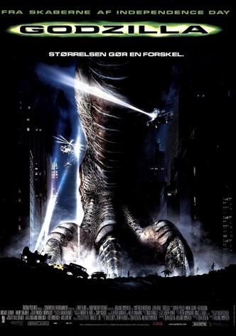 Годзилла / Godzilla / Gojira (1998)