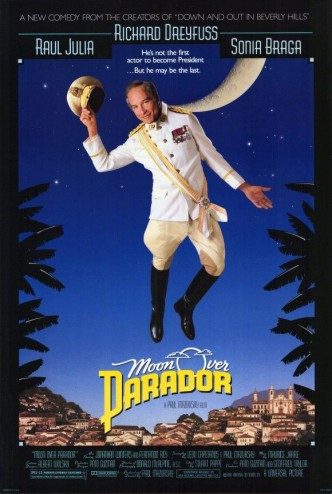 Луна над Парадором / Moon over Parador (1988)