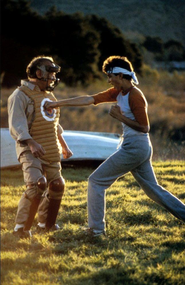 Малыш-каратист / The Karate Kid (1984): калр из фильма