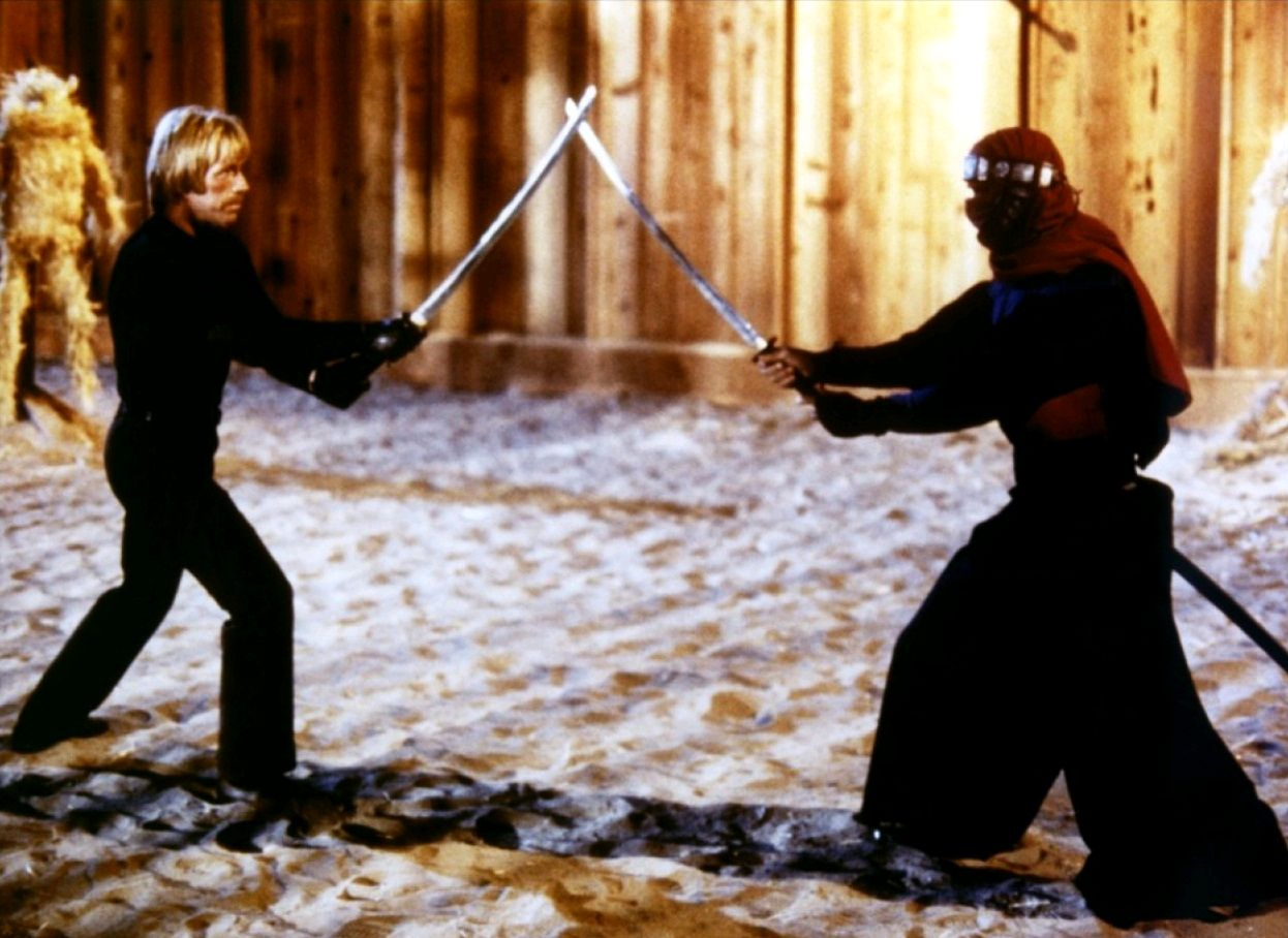 Октагон / The Octagon (1980): кадр из фильма