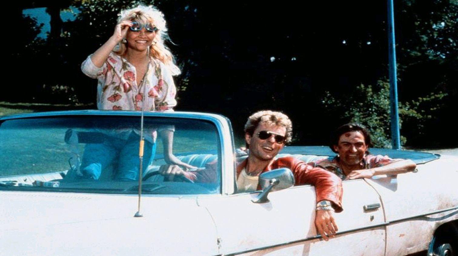 Семья Флоддер / Flodder (1986): кадр из фильма
