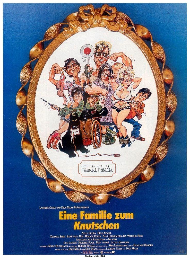Семья Флоддер / Flodder (1986): постер