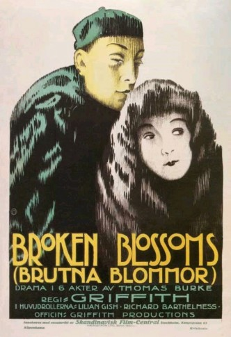 Сломанные побеги / Broken Blossoms or The Yellow Man and the Girl (1919)