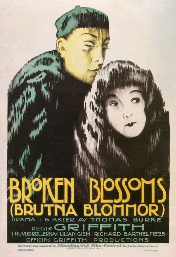Сломанные побеги / Broken Blossoms or The Yellow Man and the Girl (1919): постер