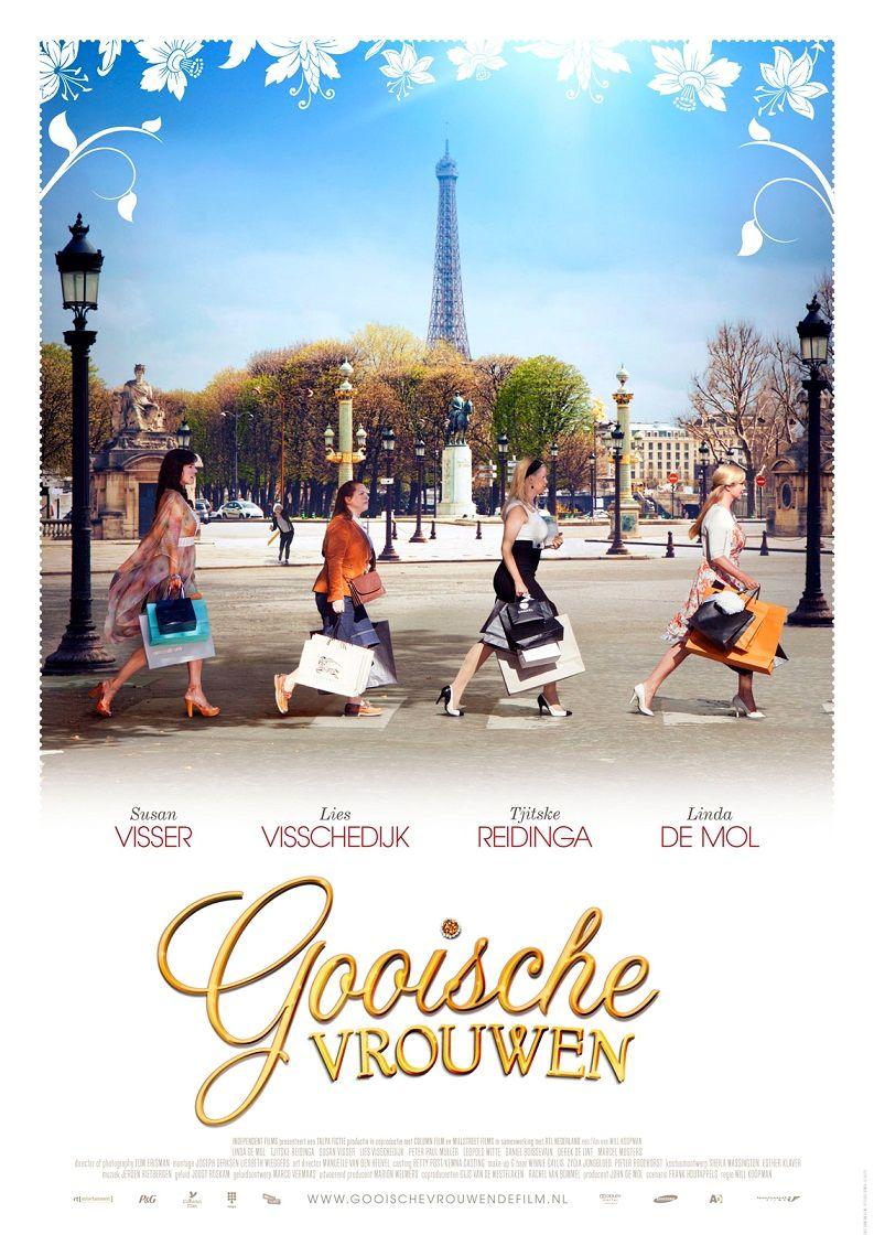 Женщины из Эт-Гой / Gooische vrouwen (2011): постер