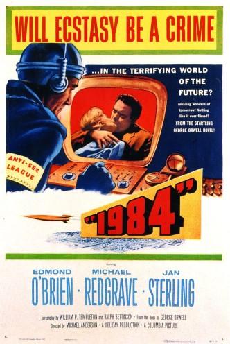 1984 / 1984 (1956): постер
