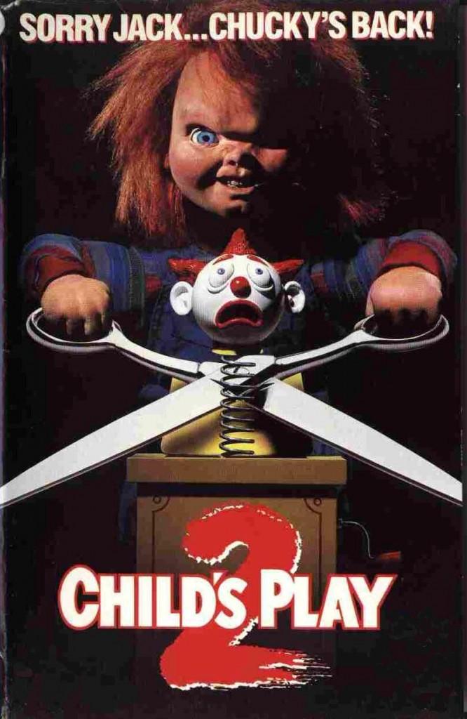 Детская игра 2 / Child's Play 2 (1990): постер