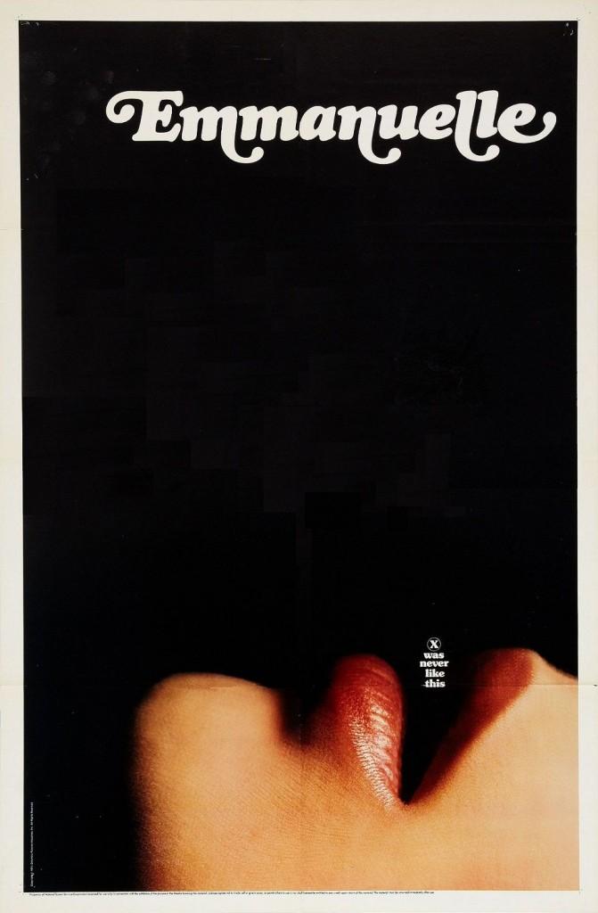 Эммануэль / Emmanuelle (1974): постер