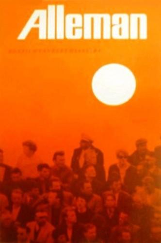 Голландец / Alleman (1964): постер