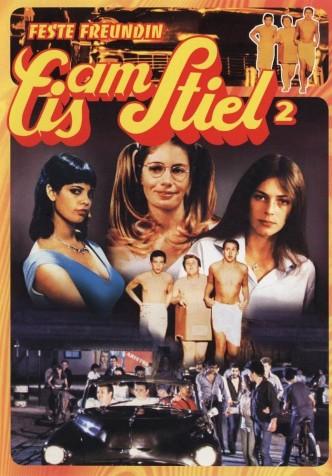 Горячая жевательная резинка 2: Постоянная подружка / Yotzim Kavua / Eis am Stiel 2: Feste Freundin (1979): постер