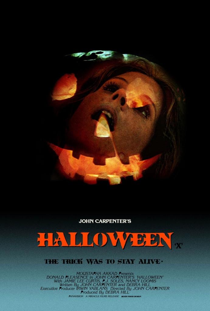 Хэллоуин / Halloween (1978): постер