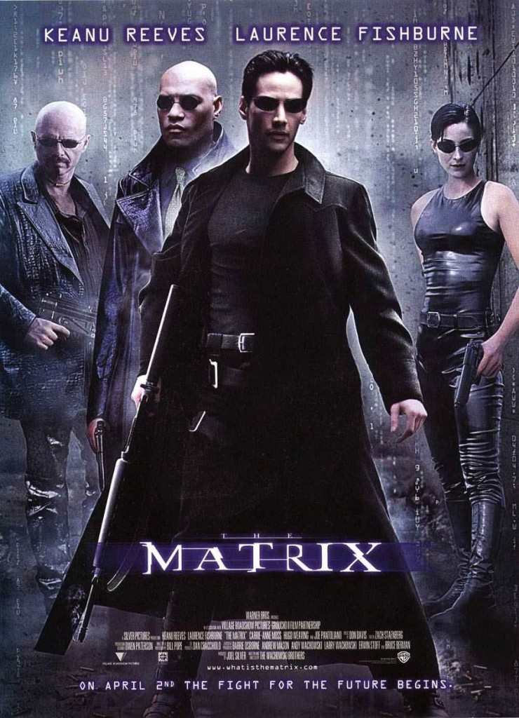 Матрица / The Matrix (1999): постер