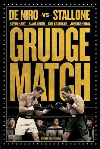Забойный реванш / Grudge Match (2013): постер