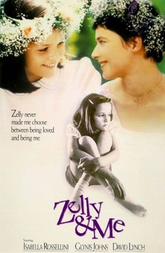 Зелли и я / Zelly and Me (1988): постер