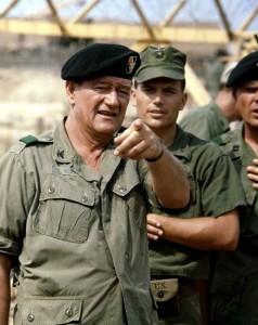 Зелёные береты / The Green Berets (1968): кадр из фильма