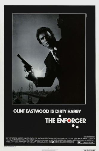 Блюститель закона / The Enforcer (1976): постер