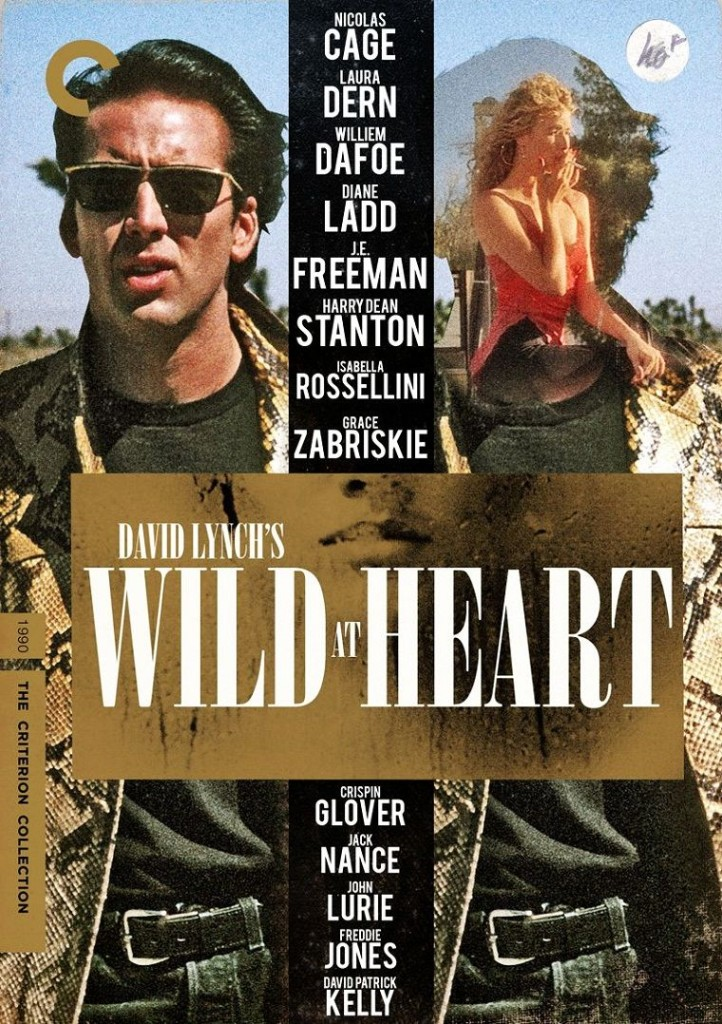 Дикие сердцем / Wild at Heart (1990): постер