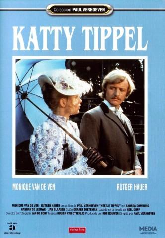 Кити-вертихвостка / Keetje Tippel (1975): постер