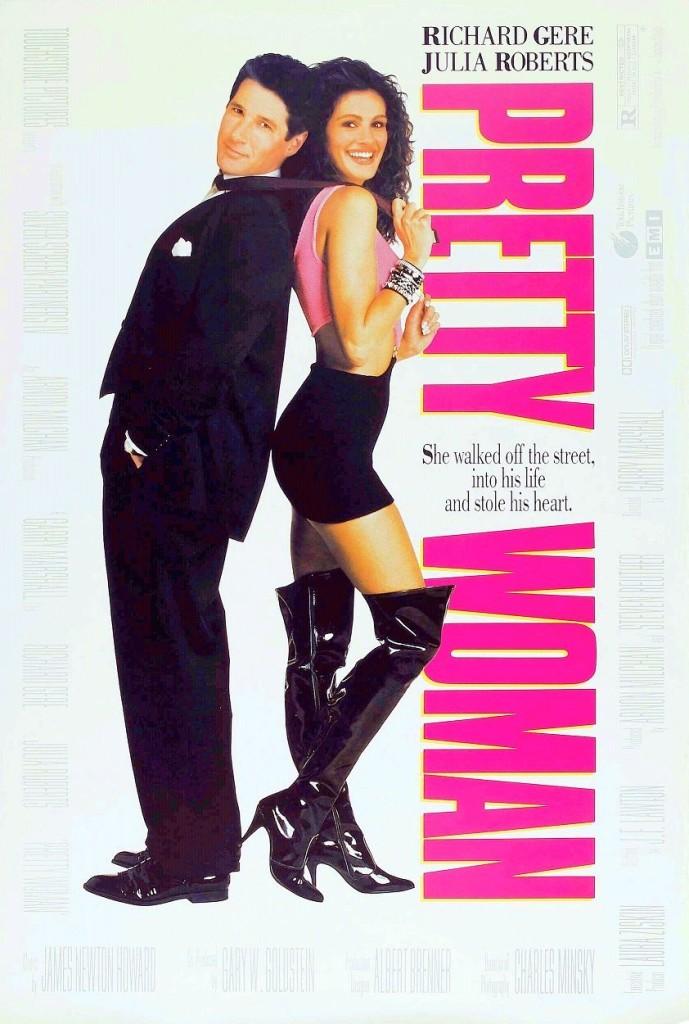 Красотка / Pretty Woman (1990): постер