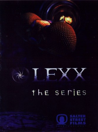 Лексс / Lexx (1997–2002) (телесериал): постер