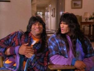 Няньки / Twin Sitters (1994): кадр из фильма