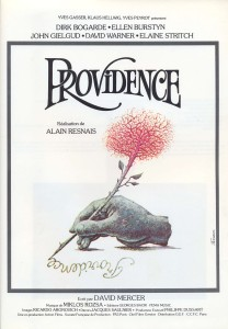 Провидение / Providence (1977): постер
