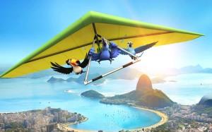 Рио / Rio (2011): кадр из фильма