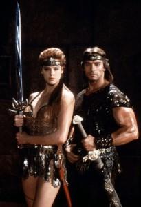 Рыжая Соня / Red Sonja (1985): кадр из фильма