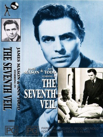 Седьмая вуаль / The Seventh Veil (1945): постер