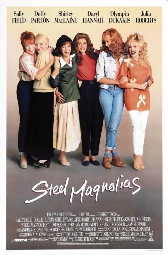 Стальные магнолии / Steel Magnolias (1989): постер