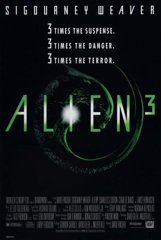 Чужой 3 / Alien 3 (1992): постер