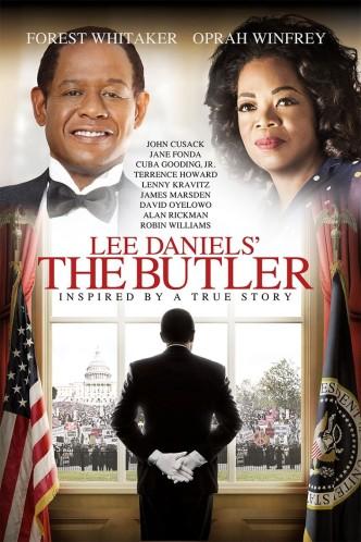Дворецкий / The Butler (2013): постер